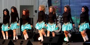 Showcasing Irish Dance