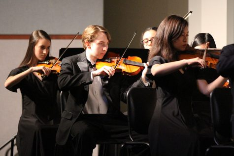 Gallery: BVNW Orchestra plays in the PAC