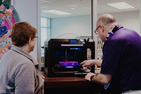 3D printer used to satisfy increasing demand for charging cords