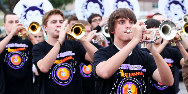 BVNW Band And Dazzlers To Perform At Overland Park Parade