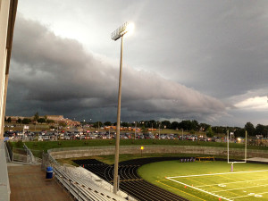 Football game vs. Bishop Miege canceled