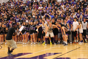 Photo Gallery: Homecoming Pep Assembly