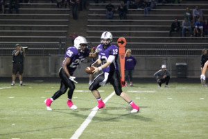 Football defeats Blue Valley Southwest in Homecoming game