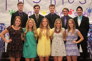 Homecoming Royalty Candidates: Prince and Princesses Announced