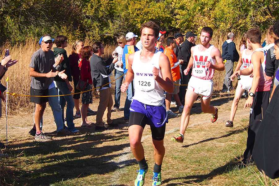 Three students head to state cross country meet