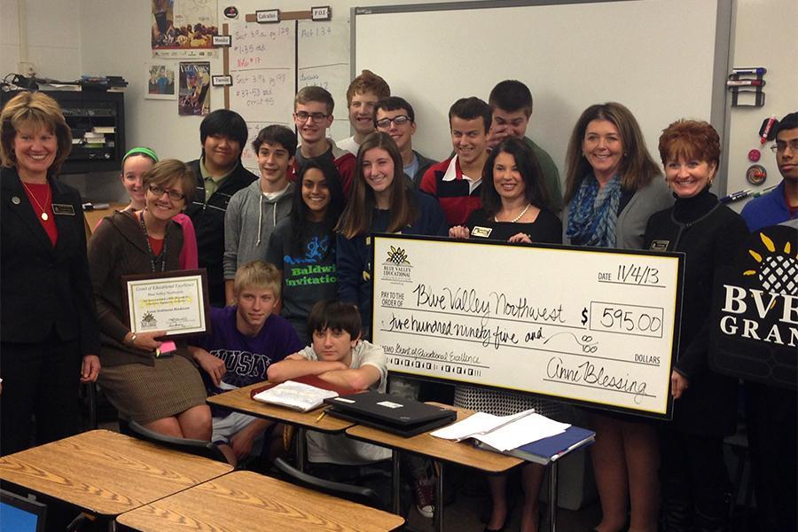 Education grant awarded to Karen Stohlmann