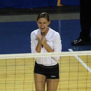 Volleyball defeats Maize in state tournament