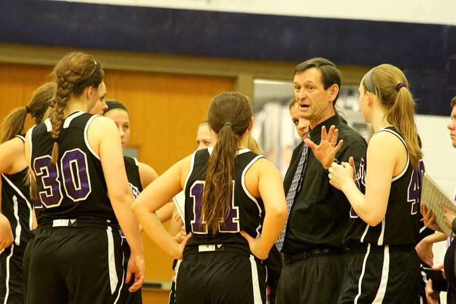 Head+coach+Brian+Bubalo+motivates+the+team.