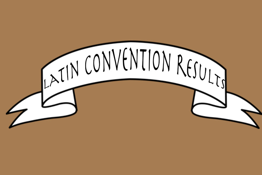 BVNW Latin Convention results
