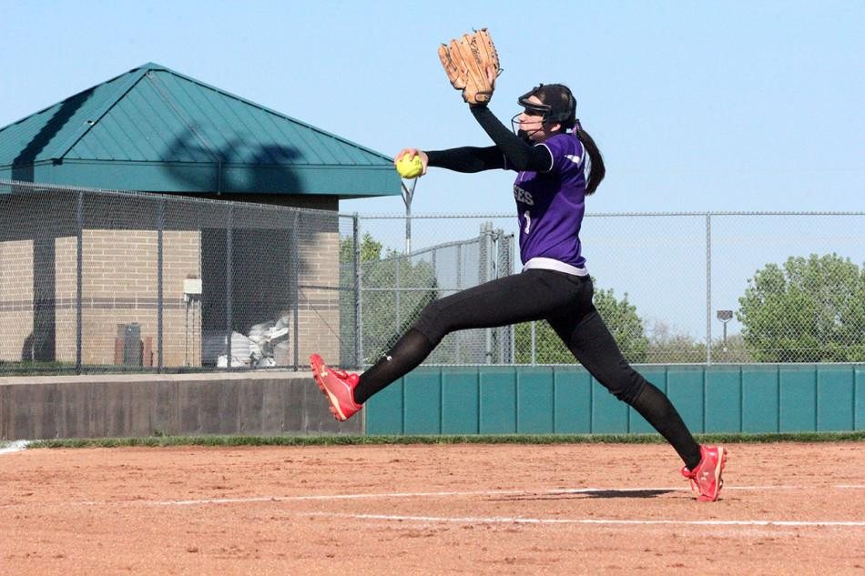 Softball defeated by STA at Senior Night doubleheader