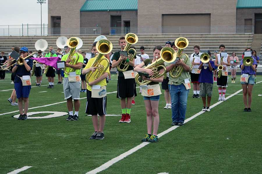 Photo Gallery: Band Camp