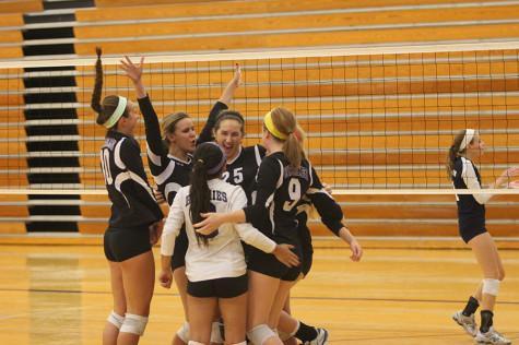 Photo Gallery: Varsity Volleyball Olathe South Tournament