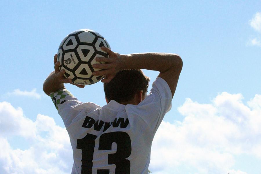 Photo Gallery: Boys soccer vs. Lee's Summit West