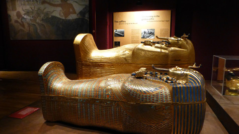 King Tut Exhibit extended, exceeds expectations