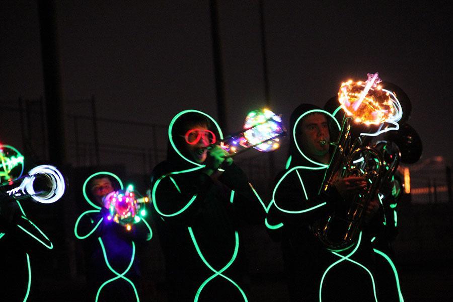 2014 Glow Show