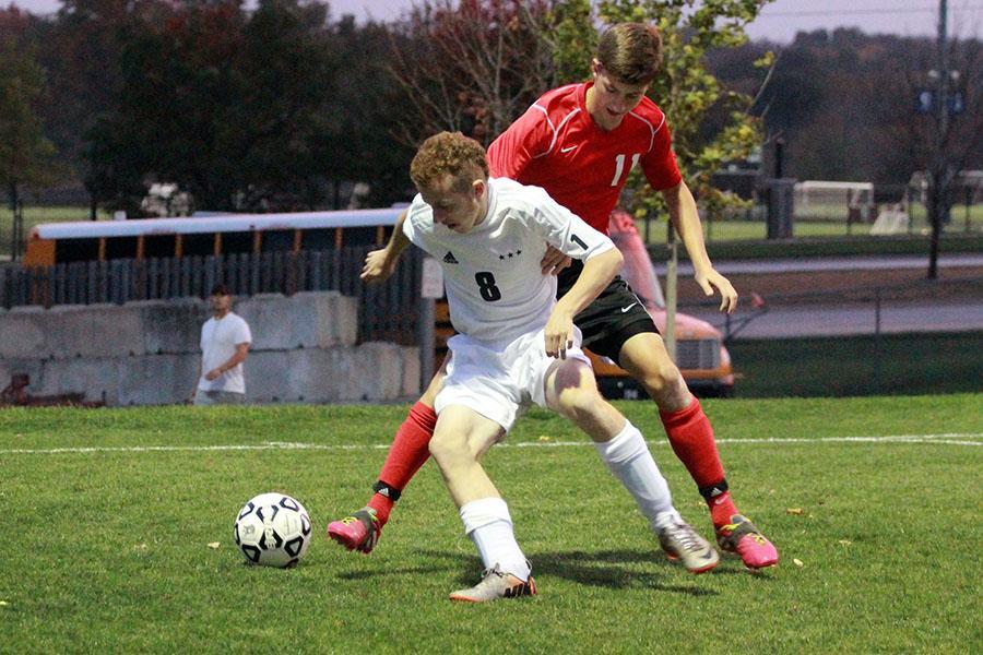 Photo Gallery: Boys soccer vs. SM North