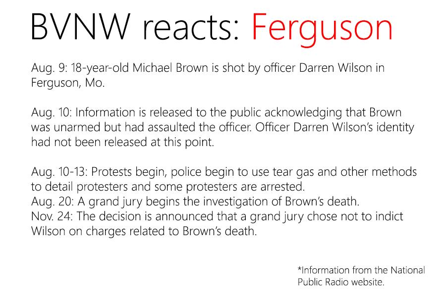 BVNW reacts to Ferguson jury decision