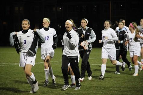 Photo gallery: girls varsity soccer vs. BV