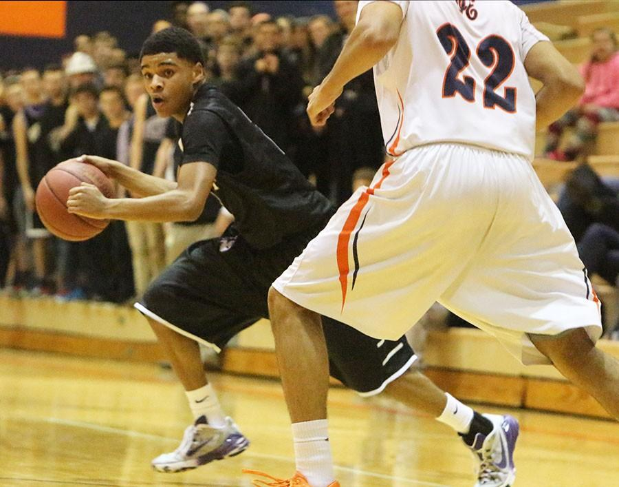 Boys varsity basketball loses substate