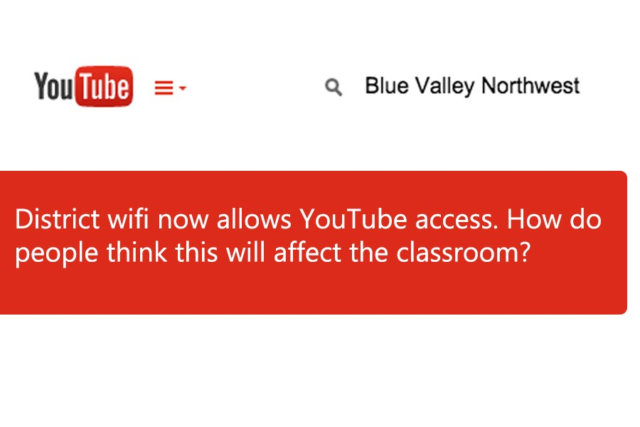 Blue Valley allows student access to YouTube