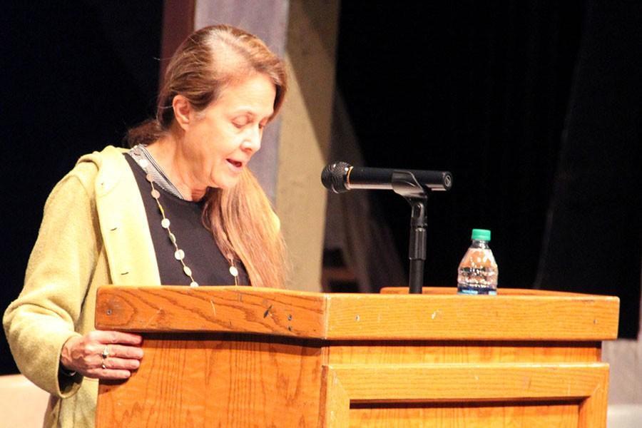 Poet Naomi Shihab Nye visits BVNW