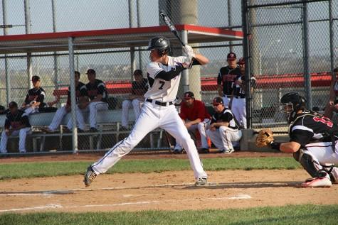Boys varsity baseball defeats BVW 8-3