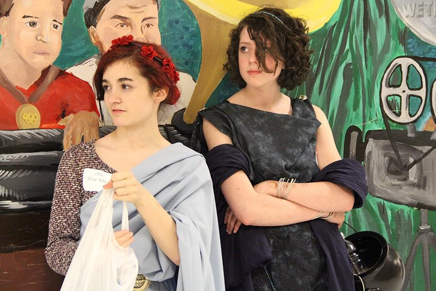 Latin Club competes in annual convention