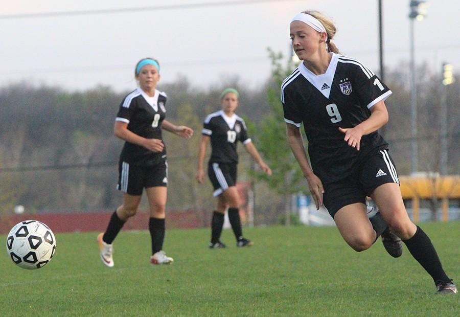 Photo gallery: girls varsity soccer vs. BVN