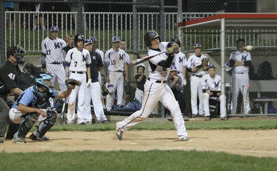 Photo gallery: varsity baseball vs. Shawnee Mission East