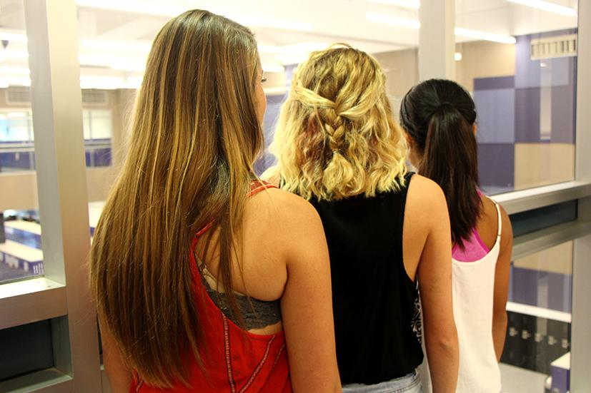 Students question school's dress code