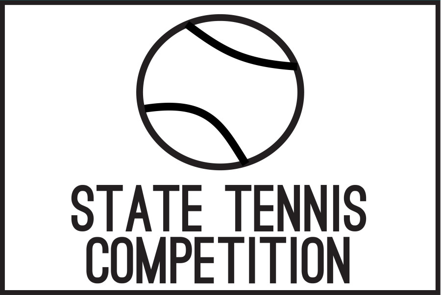 Tennis doubles team advances to state