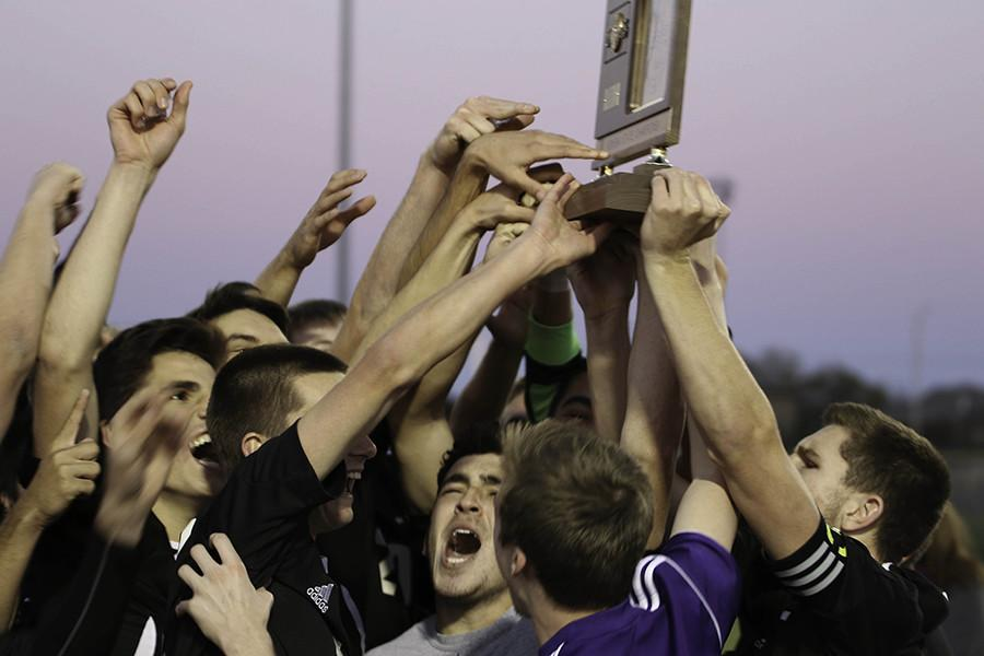 Boys soccer claims 6A state championship