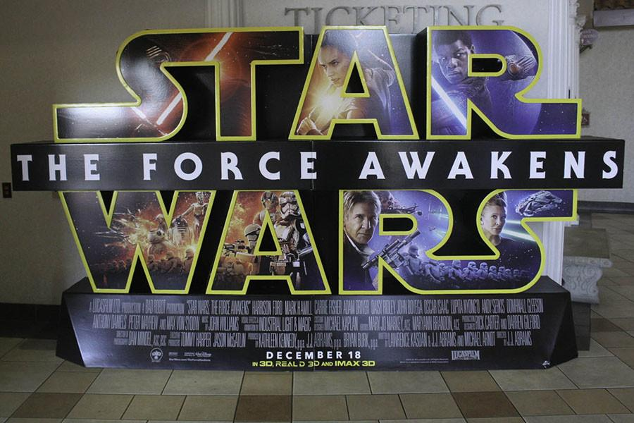 The return of Star Wars