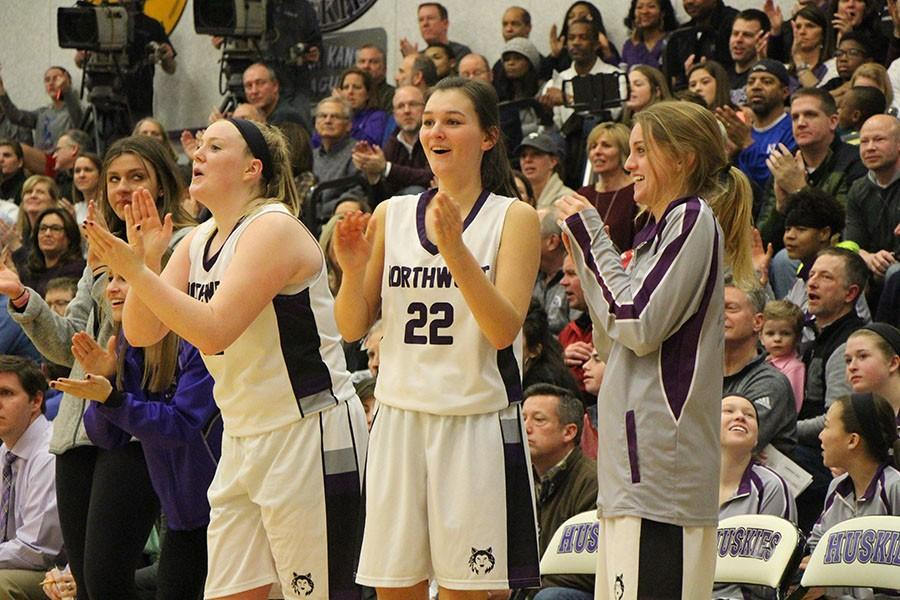 Girls+varsity+basketball+defeated+by+Bishop+Miege