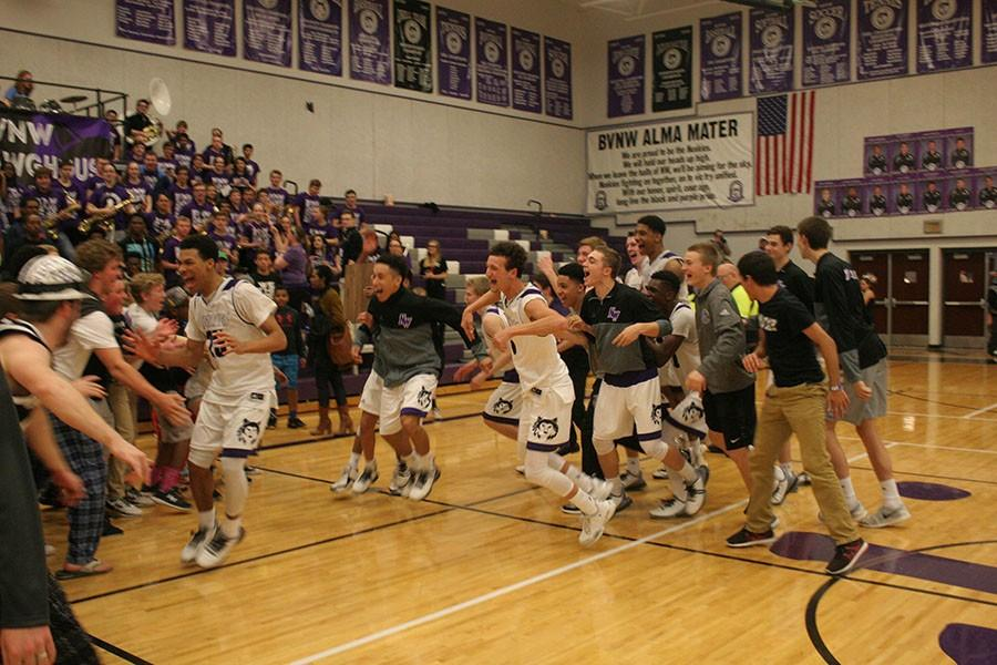 BVNW defeats BVN in substate championship game