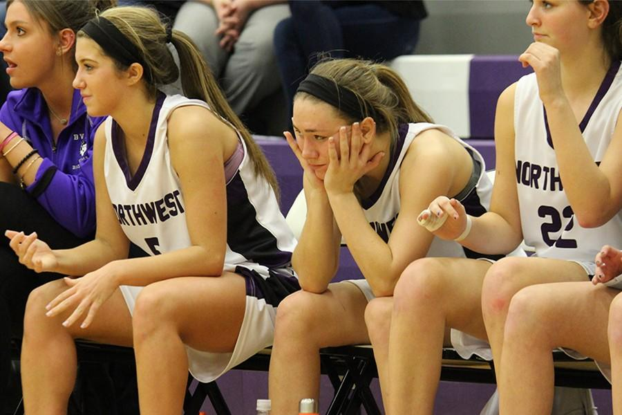 Girls basketball loses to BVN in first postseason game