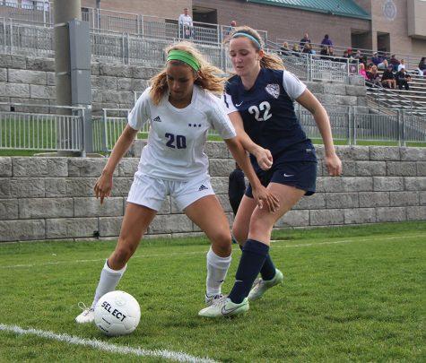 Girls soccer defeats Saint James Academy, 1-0