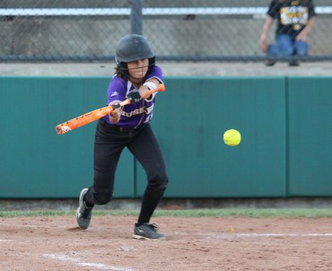 Softball ties with BVHS in double header