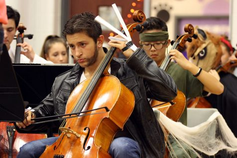 Gallery: BVNW Orchestras perform fall concert in the gym