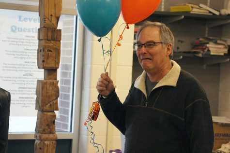 John Butcher announced as one of seven Kansas Master Teacher award winners
