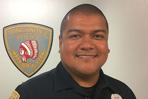 Campus Officer Anthony Garcia joins BVNW staff