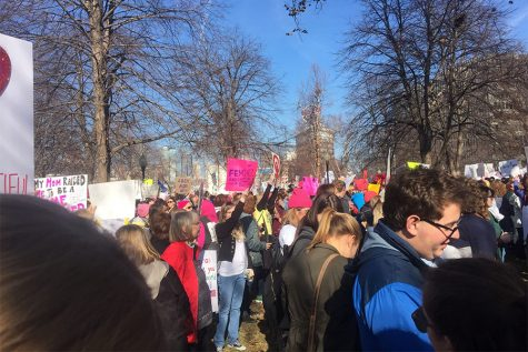 Kansas City Women's March review