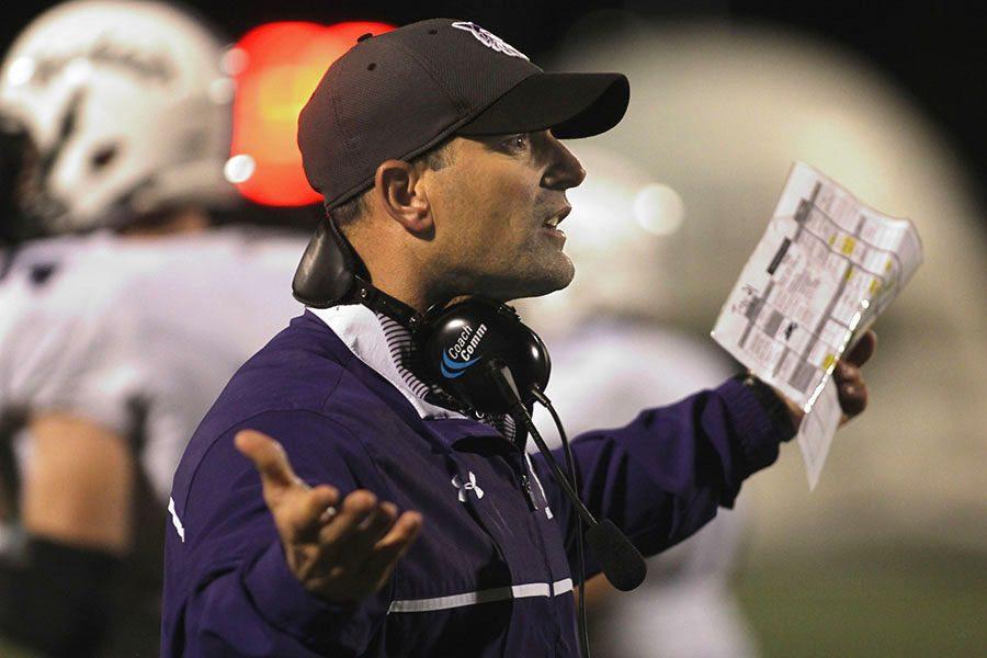 Head+football+coach+Mike+Zegunis+resigns+as+coach
