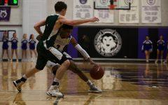 Boys varsity wins Sweetheart game, 58-24