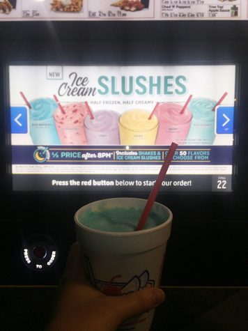 I scream, you scream, we all scream for ice cream…slushes?