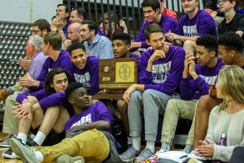 BVNW celebrates state championship with assembly