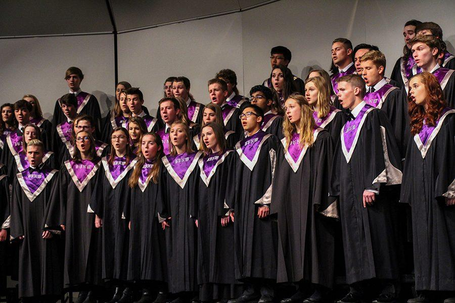 The We the People national competition and the Choir trip to Ireland were canceled due to growing concerns of the coronavirus