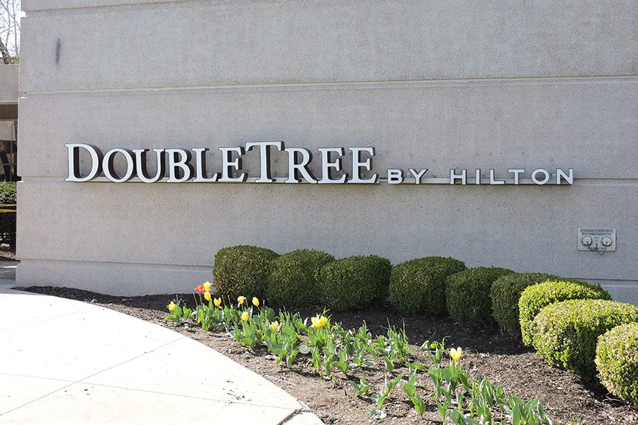 Prom location changes to DoubleTree Hotel