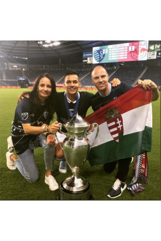 Former BVNW student Daniel Salloi sees success with Sporting KC