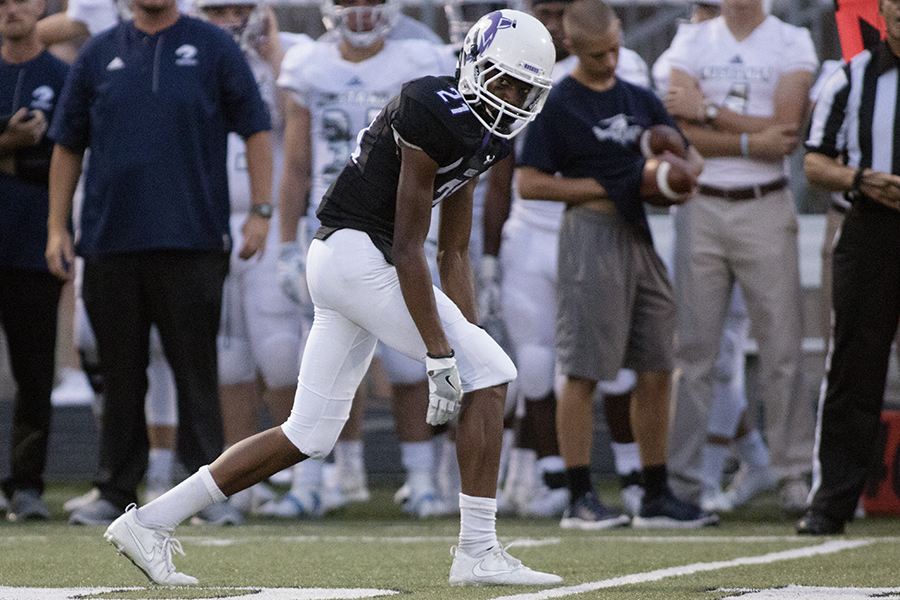 No one could've predicted just how good freshman wide receiver J. Michael Sturdivant is already.
